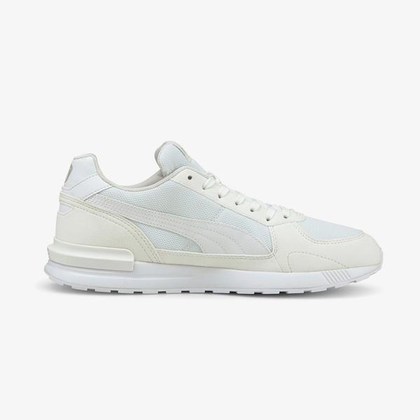 Puma Graviton Unisex Beyaz Spor Ayakkabı