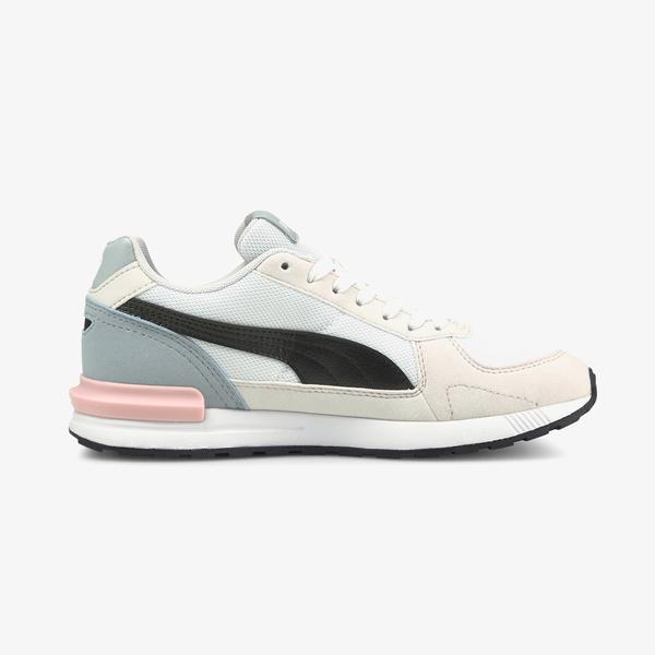 Puma Graviton Kadın Beyaz Spor Ayakkabı