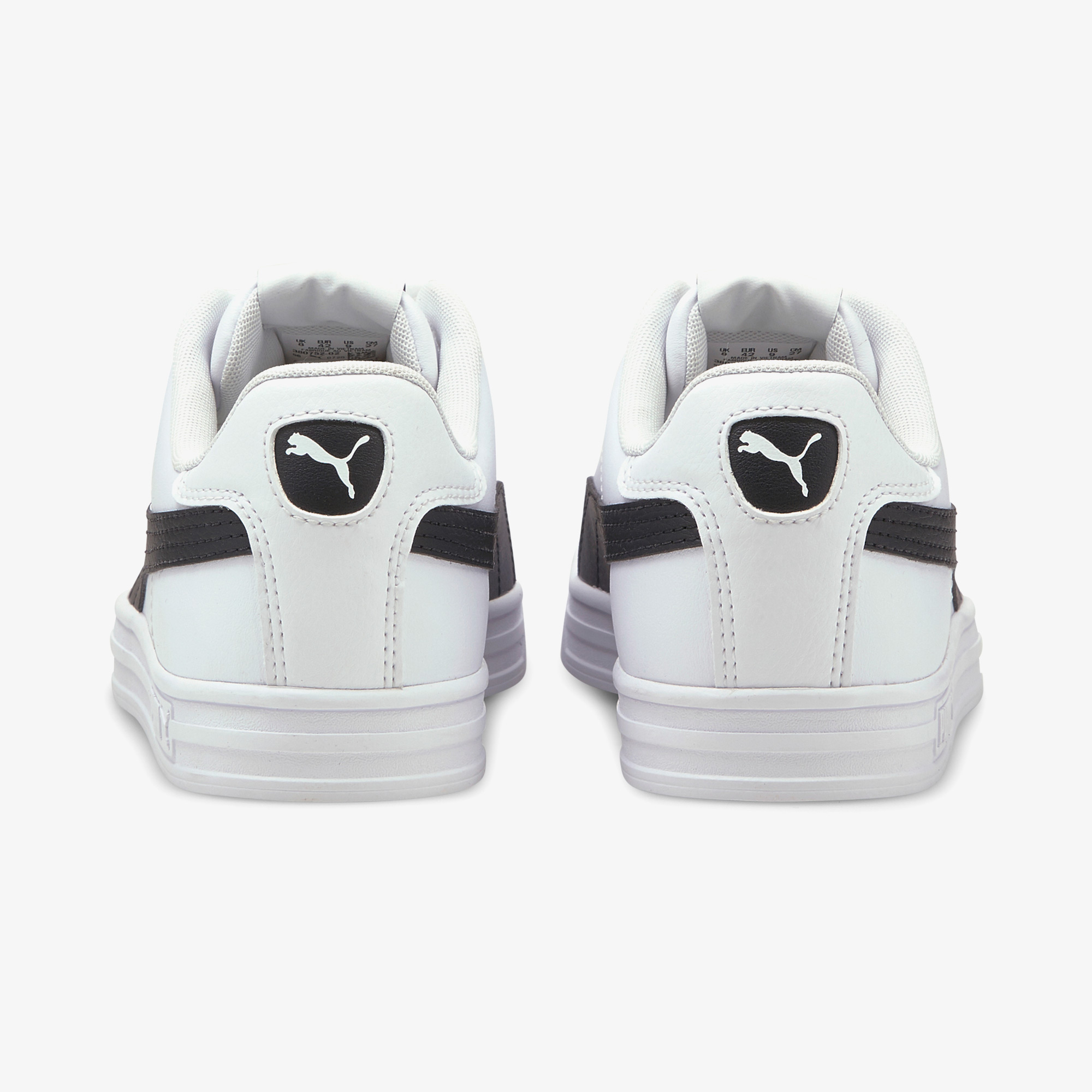Puma Smash Vulc V3 Kadın Beyaz Spor Ayakkabı