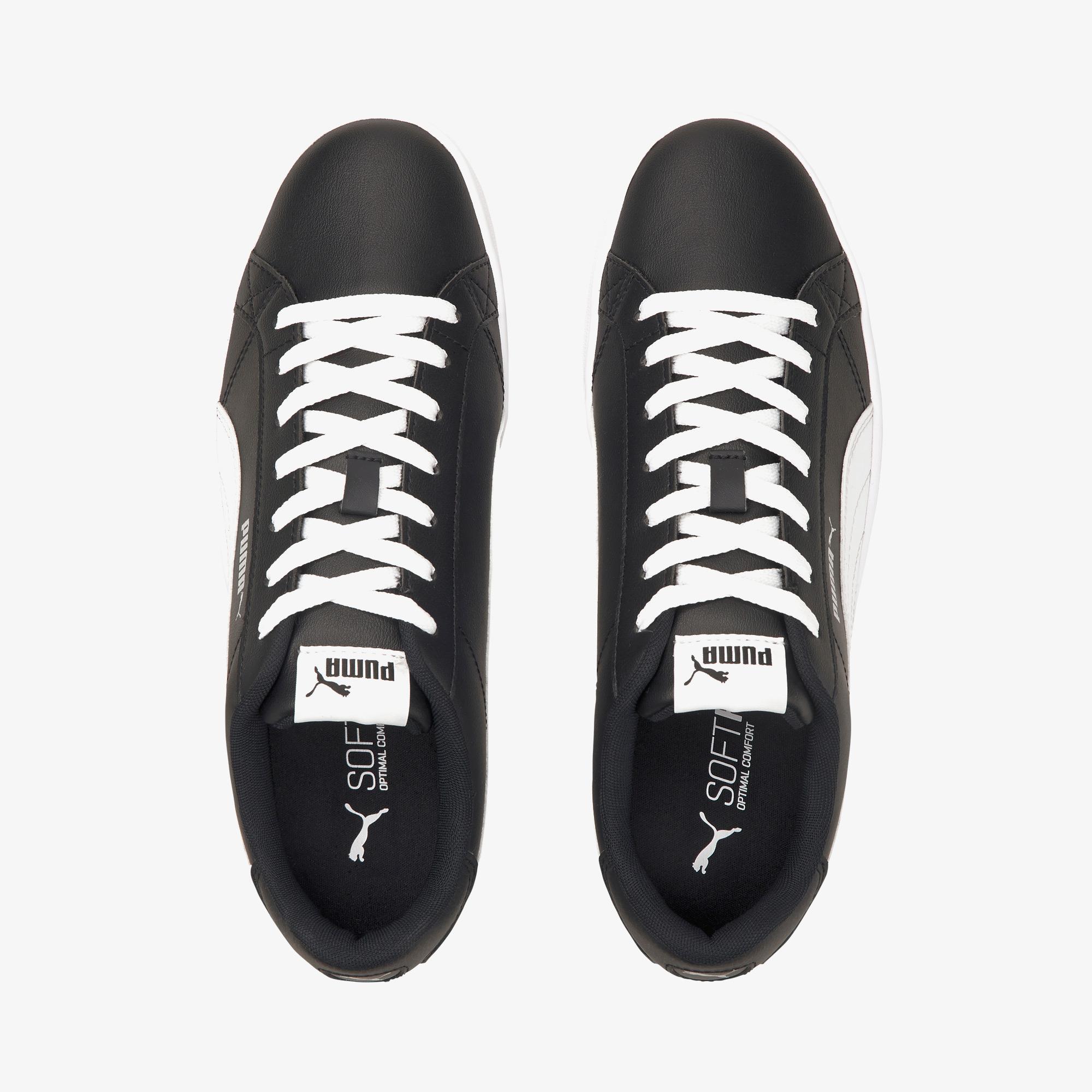 Puma Smash Vulc V3 Kadın Siyah Spor Ayakkabı