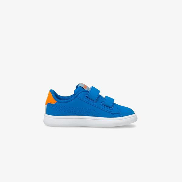 Puma Smash V2 Lil V Bebek Mavi Spor Ayakkabı