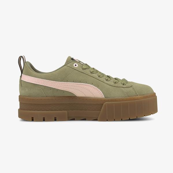 Puma Mayze Kadın Yeşil Spor Ayakkabı