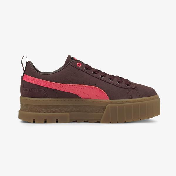 Puma Mayze Kadın Kahverengi Spor Ayakkabı