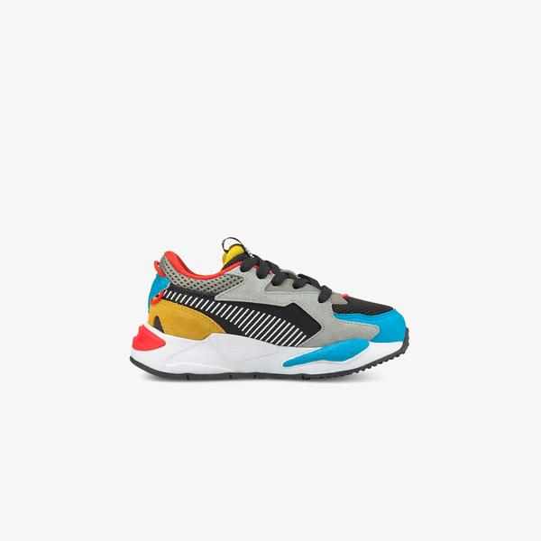 Puma RS-Z Çocuk Mavi Spor Ayakkabı