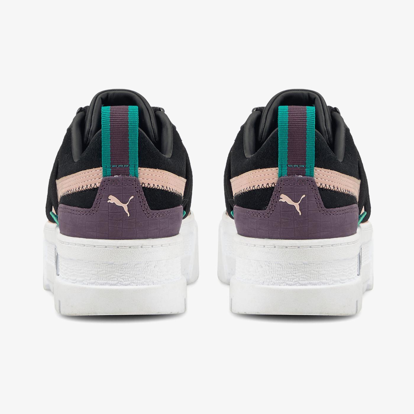 Puma Mayze Kadın Siyah Spor Ayakkabı
