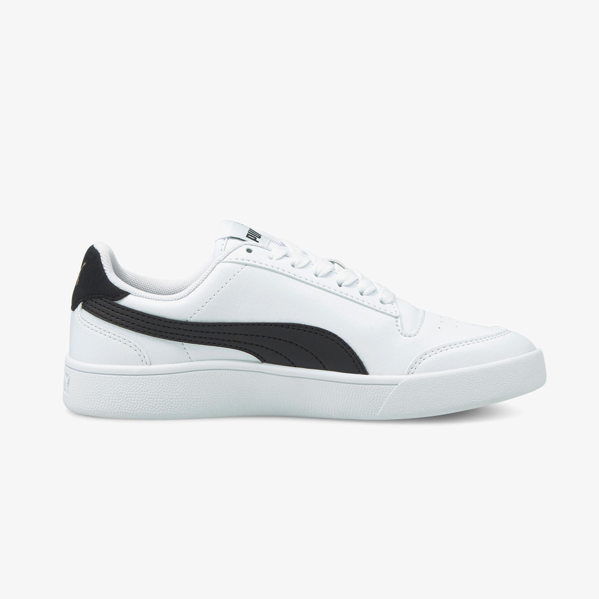 Puma Shuffle Kadın Beyaz Spor Ayakkabı