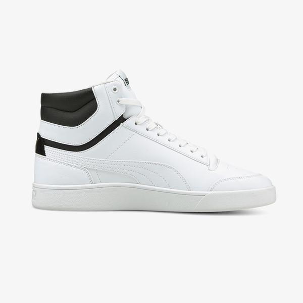 Puma Shuffle Erkek Beyaz Spor Ayakkabı