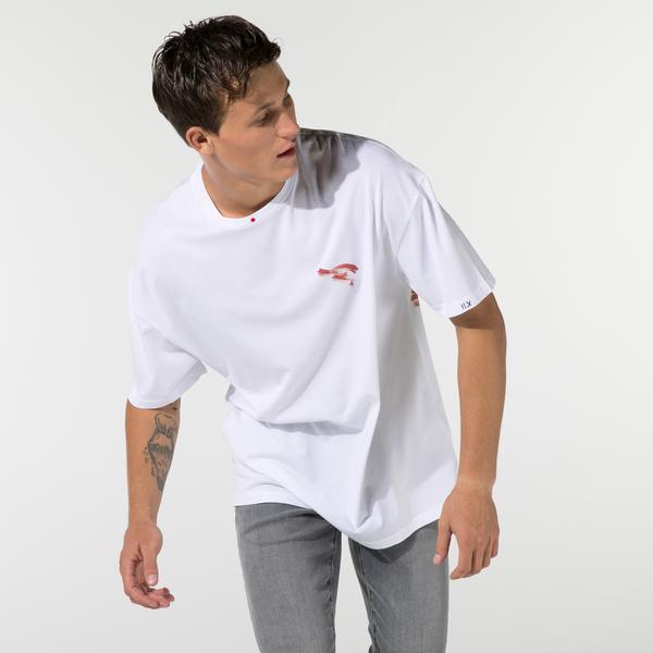 Tattoom Art Gallery Unisex Beyaz T-Shirt