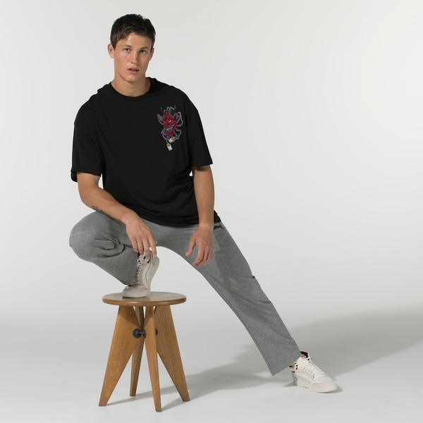 Tattoom Art Gallery Unisex Siyah T-Shirt