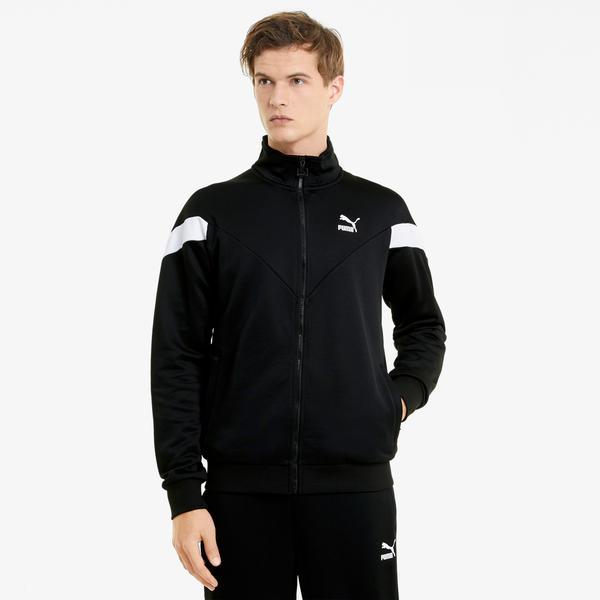 Puma Iconic Mcs Erkek Siyah Ceket