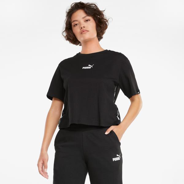 Puma Power Kadın Siyah T-Shirt