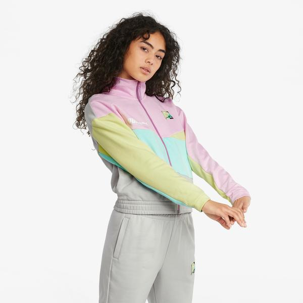 Puma international Kadın Renkli Sweatshirt