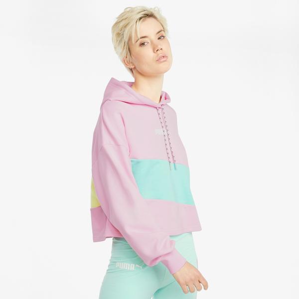 Puma international Kadın Pembe Sweatshirt