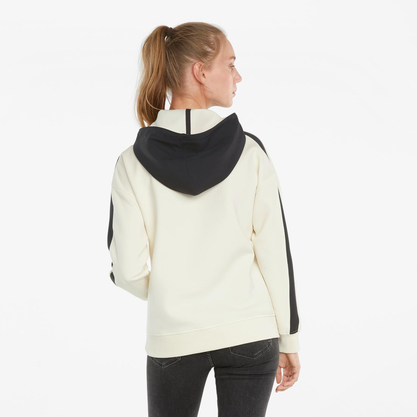 Puma First Mile Kadın Bej Sweatshirt