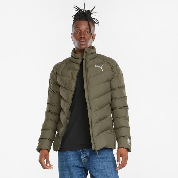 Puma Warmcell Erkek Yeşil Ceket