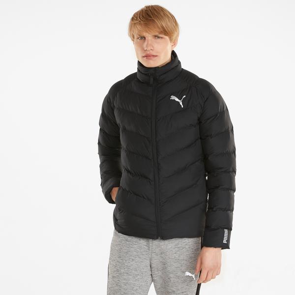 Puma Warmcell Erkek Siyah Ceket