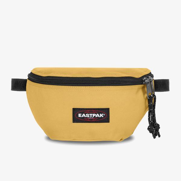 Eastpak Springer Unisex Sarı Bel Çantası