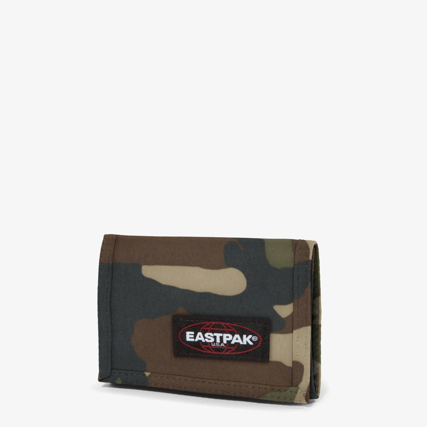 Eastpak Crew Single Unisex Yeşil Cüzdan
