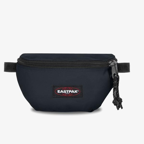 Eastpak Springer Unisex Lacivert Bel Çantası