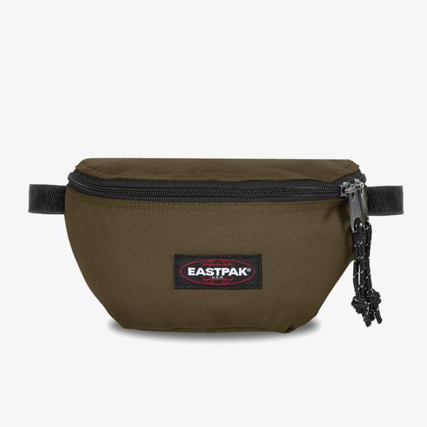 Eastpak Springer Unisex Yeşil Bel Çantası