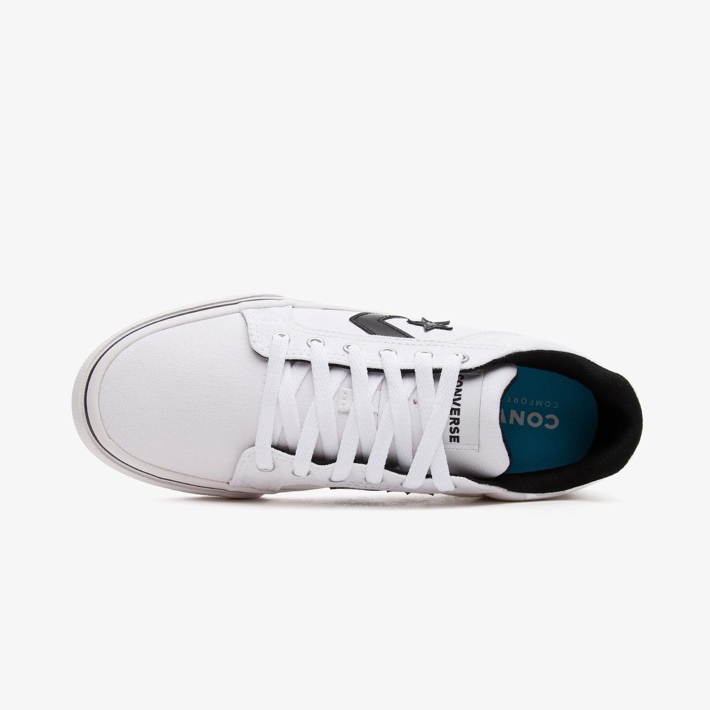 Converse El Distrito 20 Canvas Unisex Beyaz Sneaker