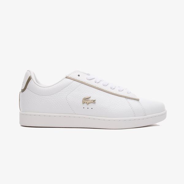 Lacoste Carnaby Evo 0721 3 Sfa Kadın Beyaz Spor Ayakkabı