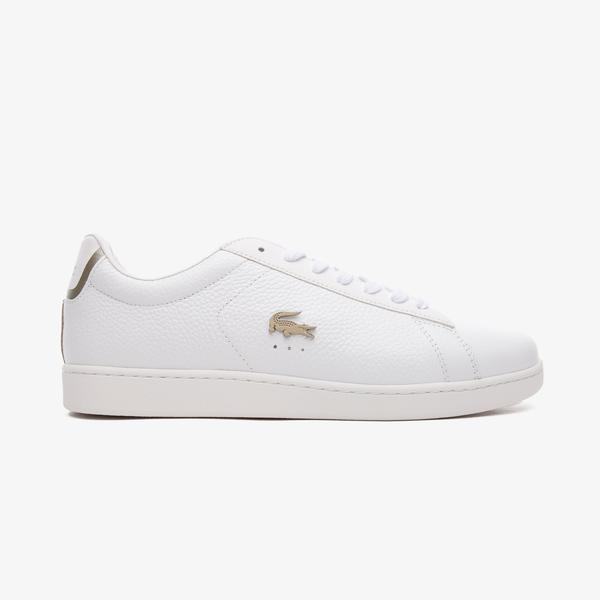 Lacoste Carnaby Evo 0721 3 Sma Erkek Beyaz Spor Ayakkabı