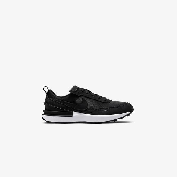 Nike Waffle One Çocuk Siyah Spor Ayakkabı