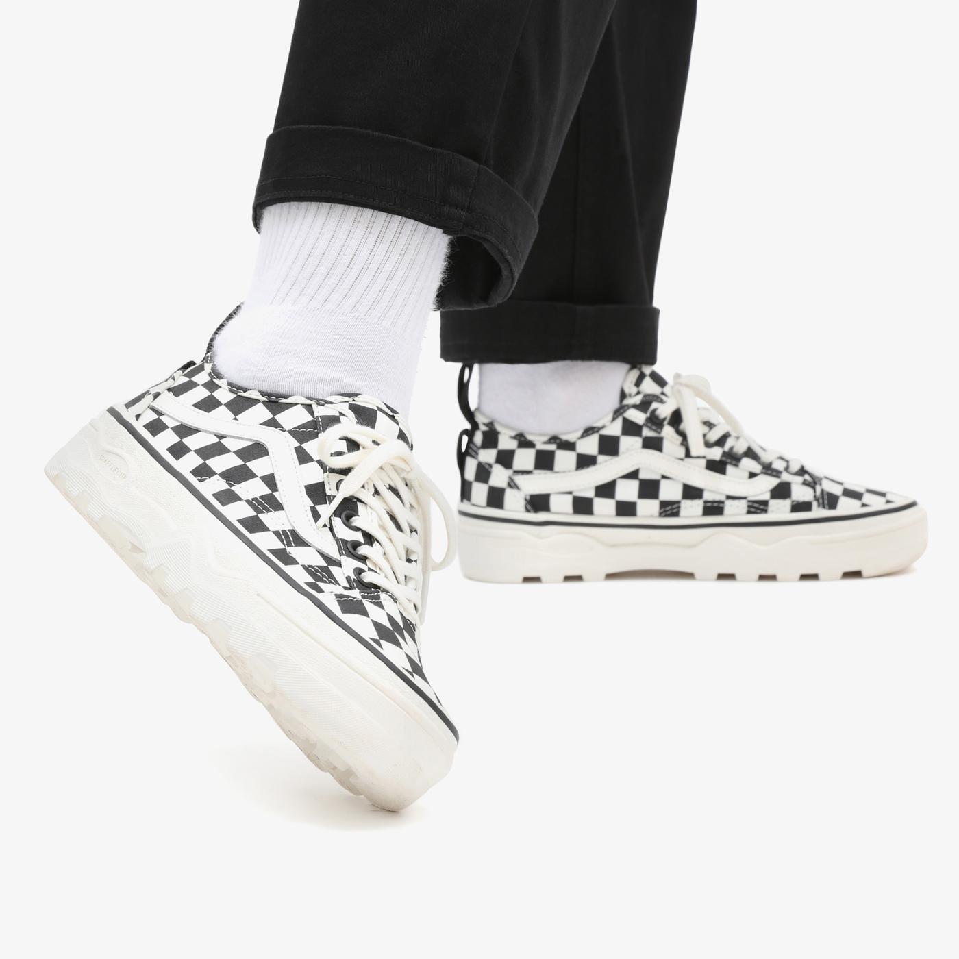 Vans UA Sentry Old Skool Wc Unisex Siyah Sneaker