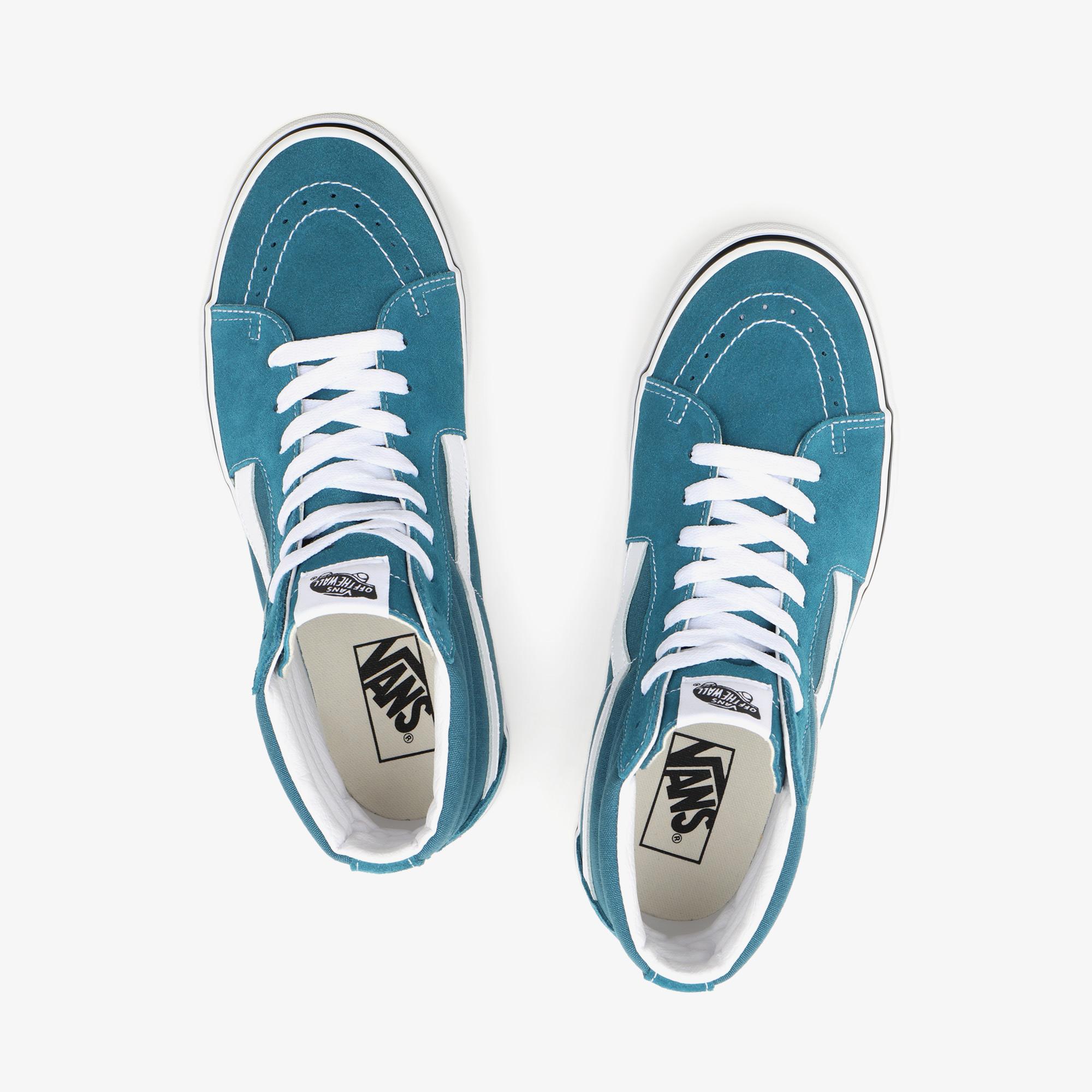 Vans UA Sk8-Hi Unisex Mavi Sneaker