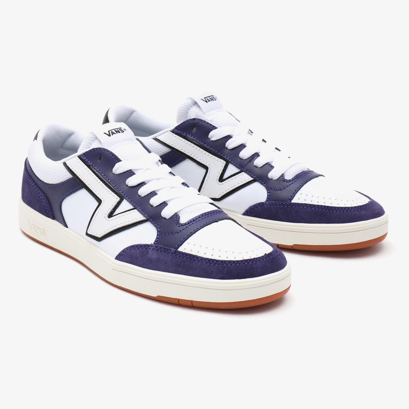 Vans UA Lowland Unisex Mavi Sneaker