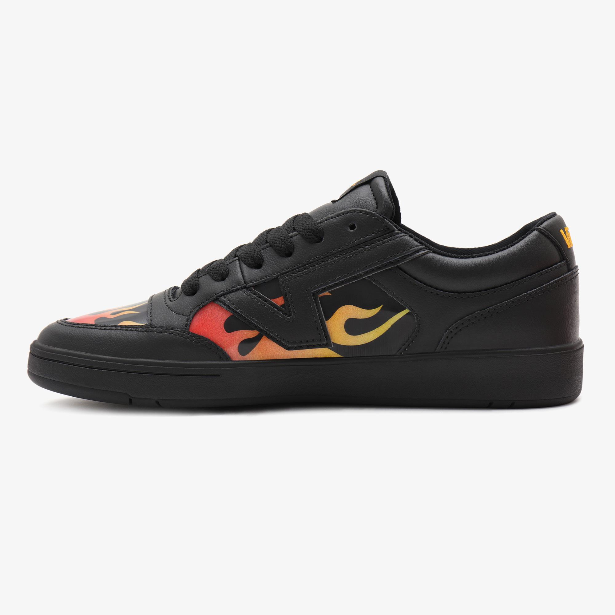Vans UA Lowland Cc Unisex Siyah Sneaker