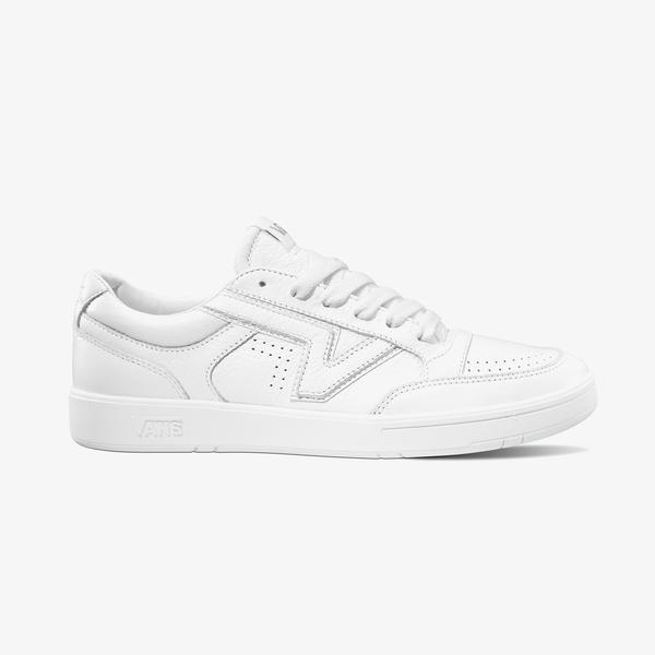 Vans UA Lowland Cc Unisex Beyaz Sneaker