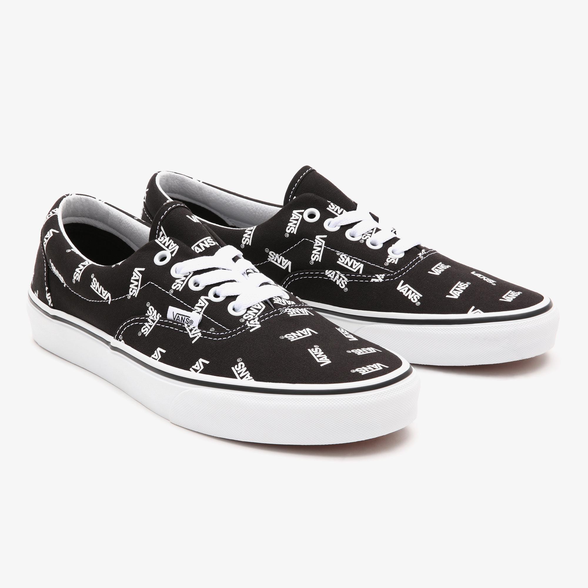 Vans UA Era Unisex Siyah Sneaker