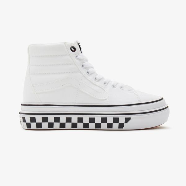 Vans UA Super Comfycush Sk8-Hi Unisex Beyaz Sneaker