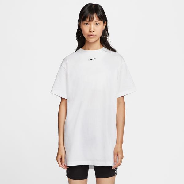 Nike Essential Kadın Beyaz Elbise