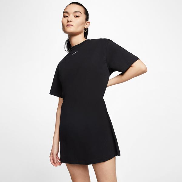 Nike Essential Kadın Siyah Elbise