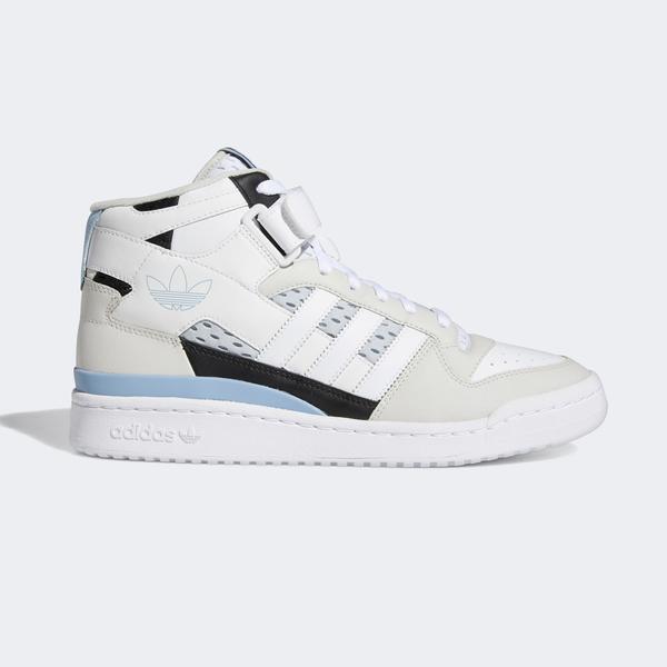 adidas Forum Mid Erkek Beyaz Spor Ayakkabı