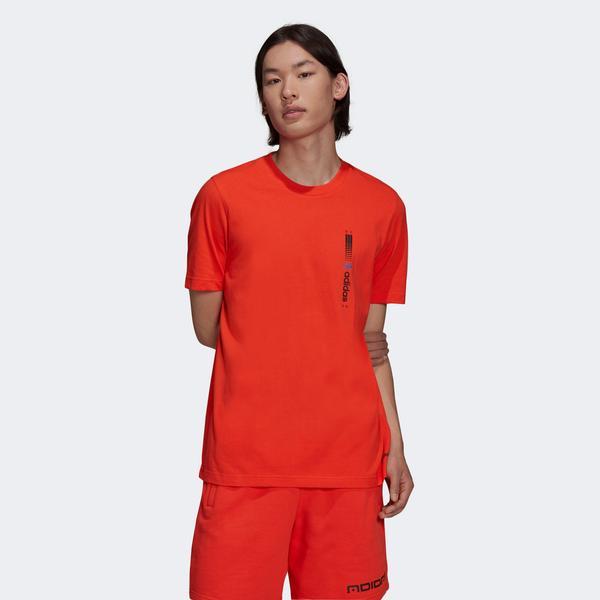 adidas Symbol Erkek Kırmızı T-shirt