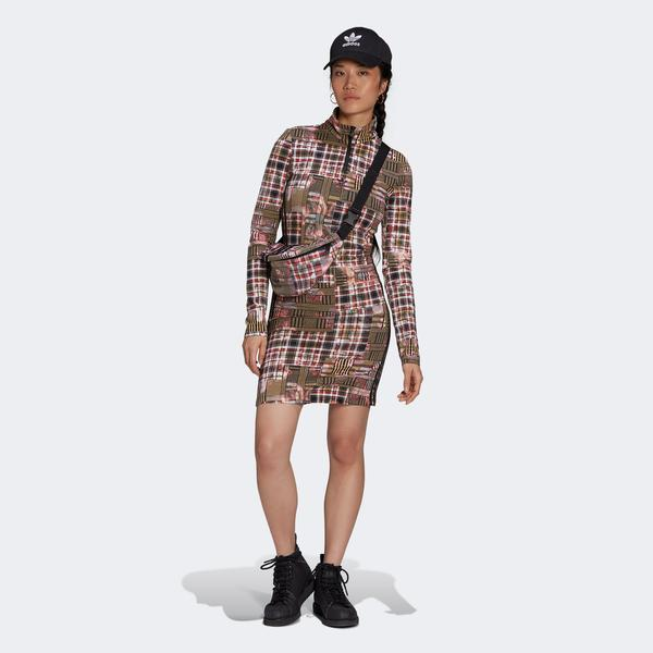 adidas Kadın Renkli Elbise