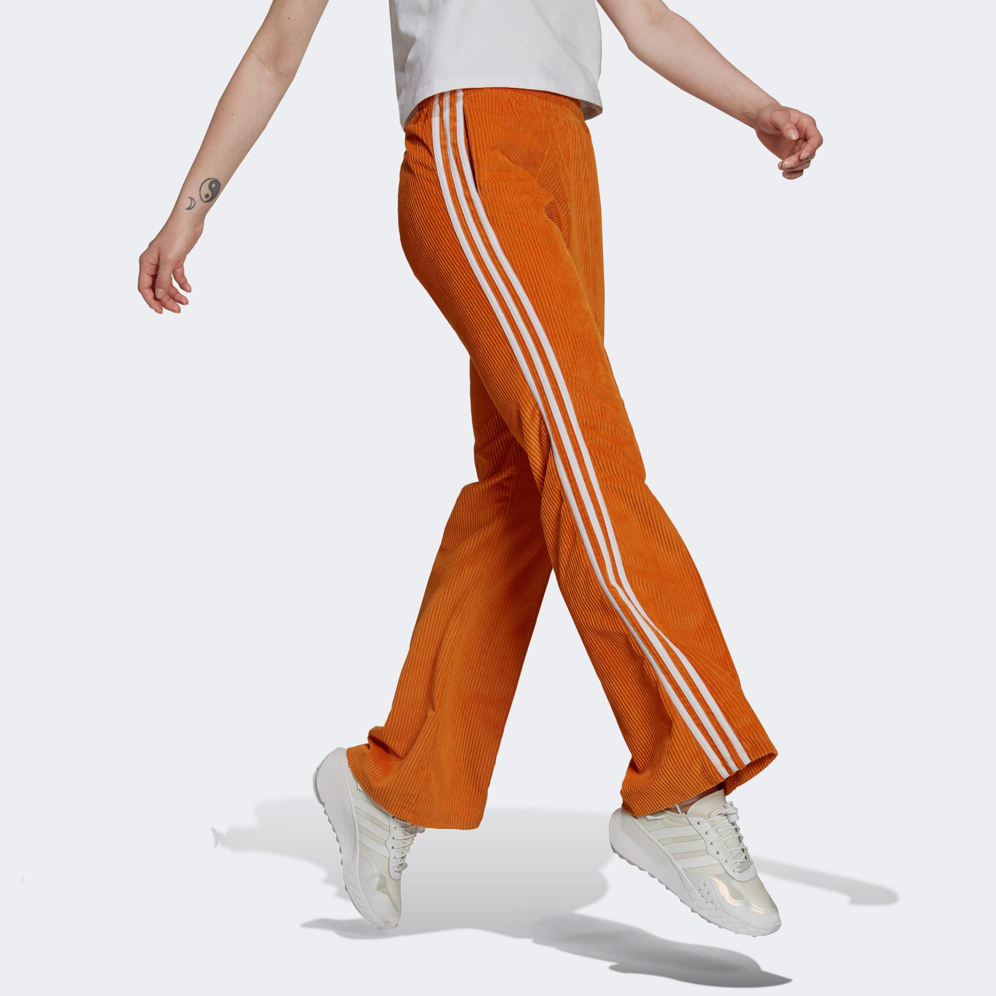 adidas Kadın Turuncu Eşofman Altı