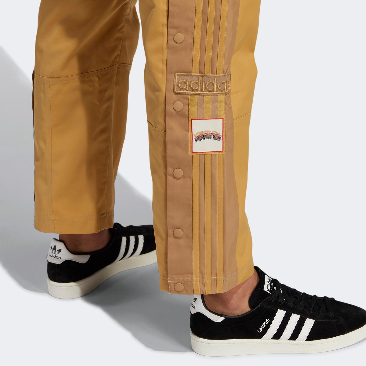 adidas Erkek Kahverengi Eşofman Altı