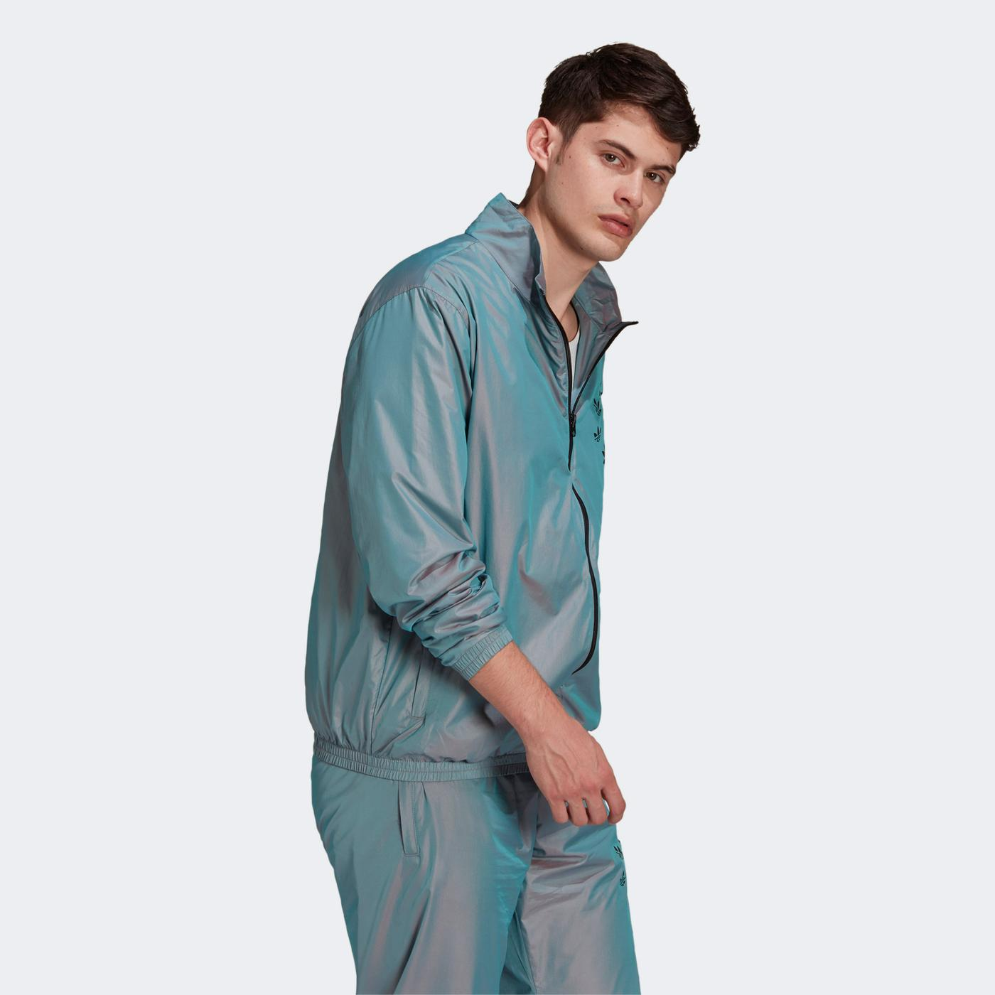 adidas Erkek Renkli Eşofman Üstü