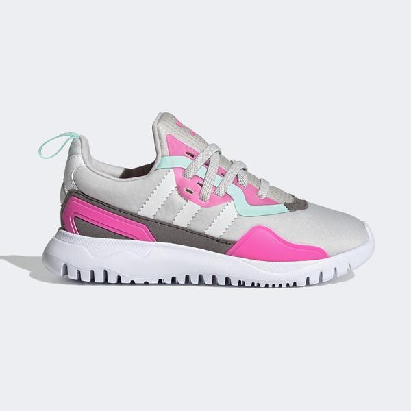 adidas Originals Flex El Çocuk Gri Spor Ayakkabı