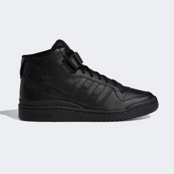 adidas Forum Mid Erkek Siyah Spor Ayakkabı