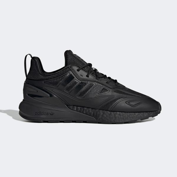 adidas Zx 2K Boost 2.0 Kadın Siyah Spor Ayakkabı