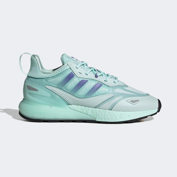adidas Zx 2K Boost 2.0 Kadın Yeşil Spor Ayakkabı