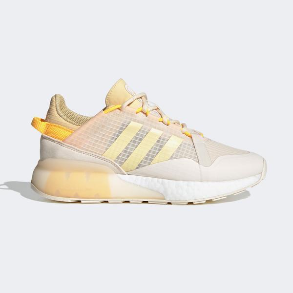 adidas Zx 2K Boost Pure Kadın Sarı Spor Ayakkabı