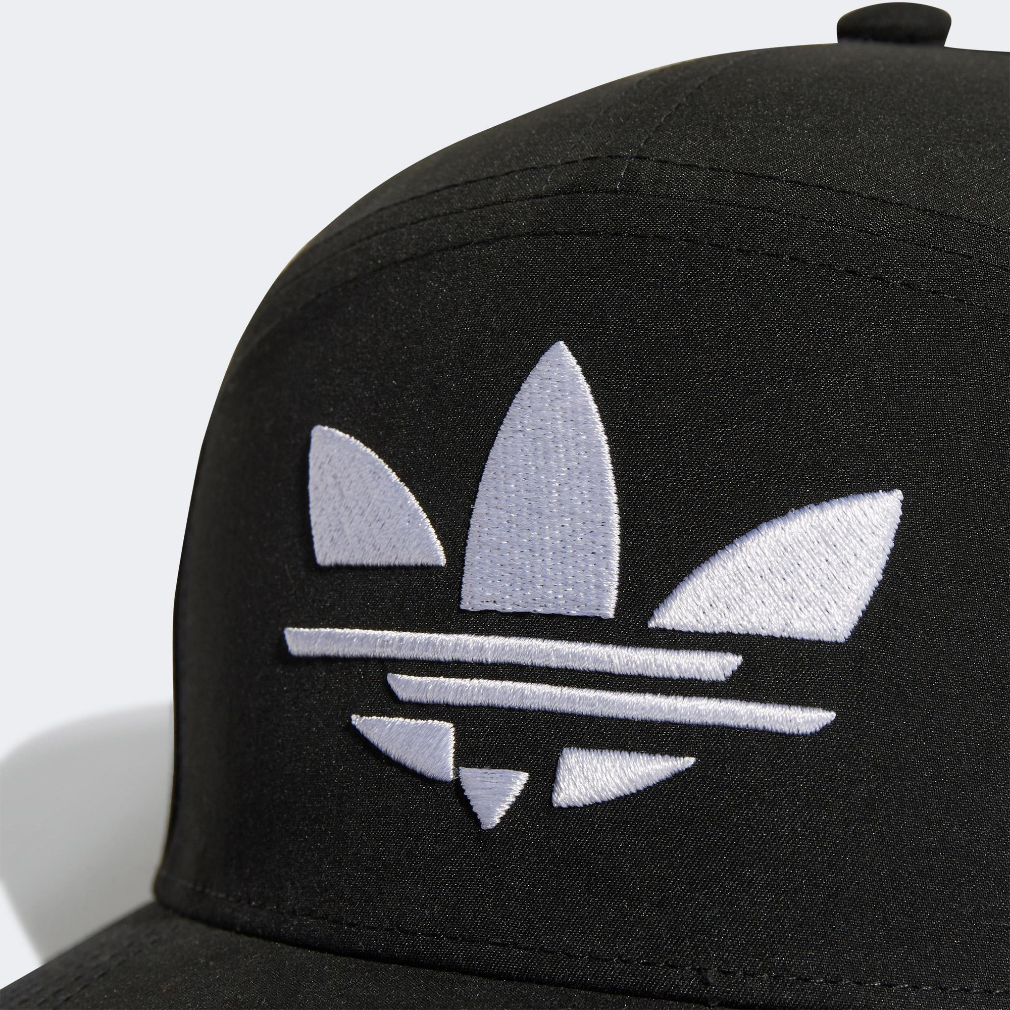 adidas Adicolor Bold Snapbac Unisex Siyah Şapka