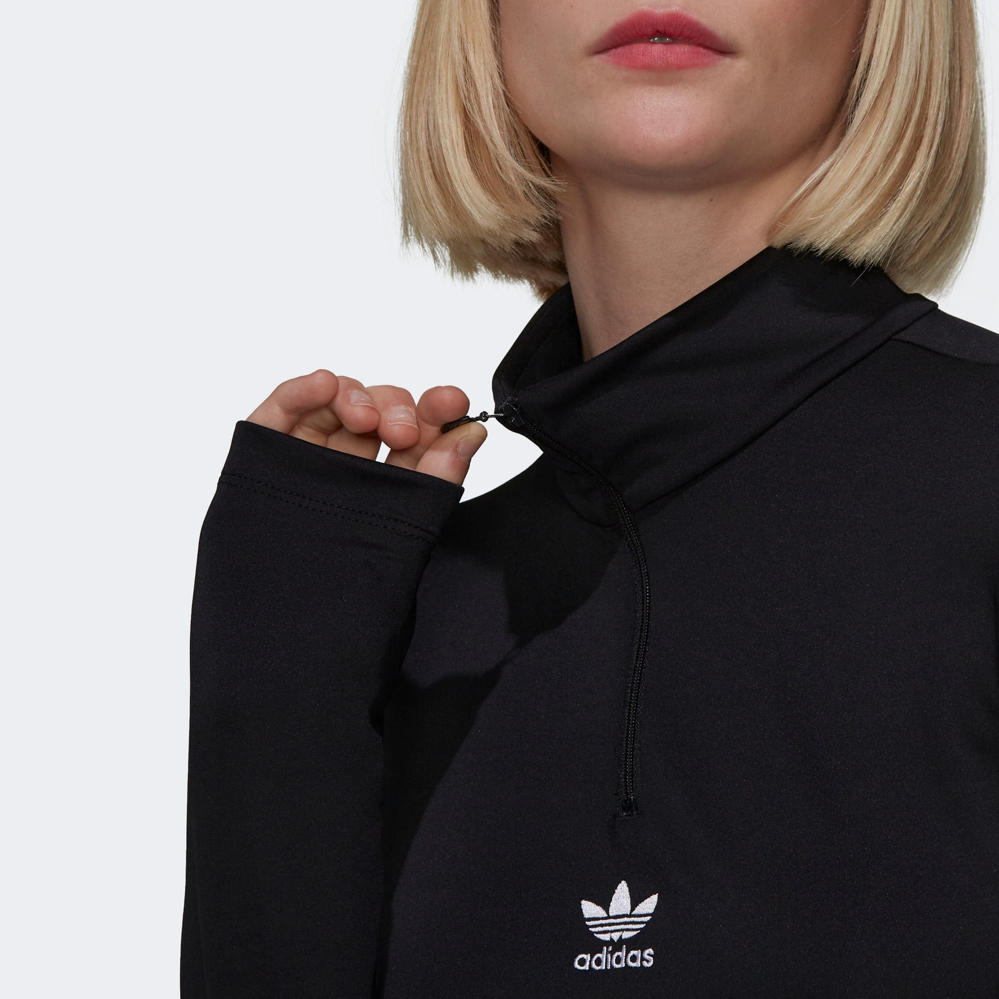 adidas Kadın Siyah Elbise